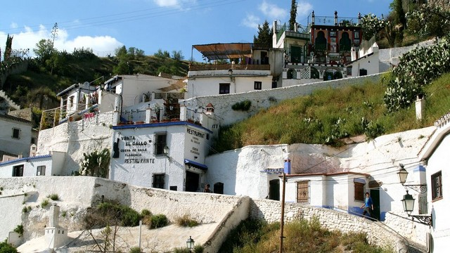 Barrio del Sacromonte