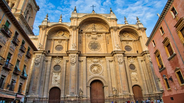 Catedral y Capilla Real