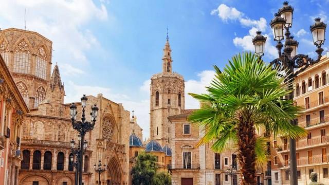 Catedral y el Miguelete