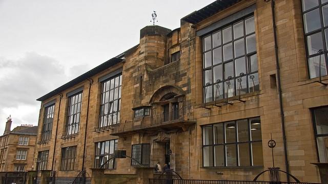 Edificios de Mackintosh