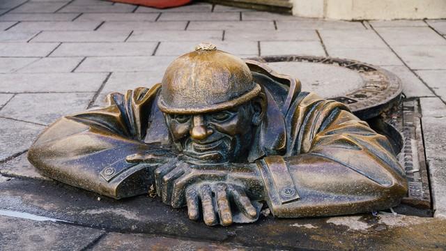 Esculturas de Bratislava