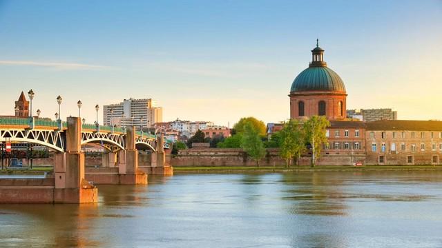 Excursión a Toulouse