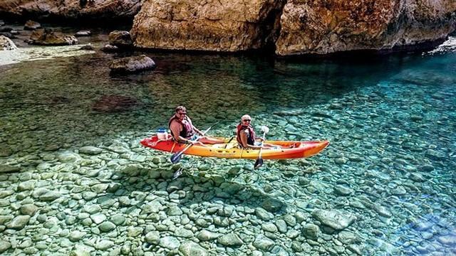 Excursión en Kayak