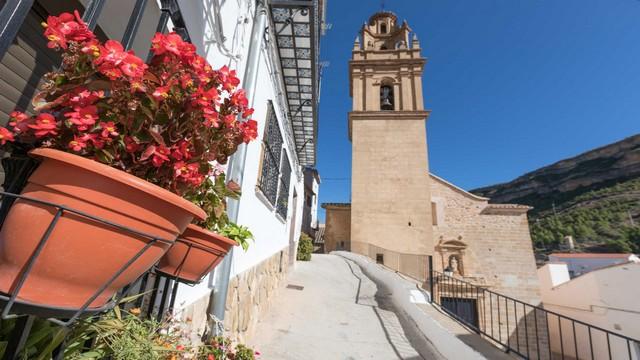 Iglesia de la Virgen de los Ángeles
