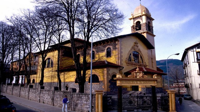Iglesia del Corpus Christi