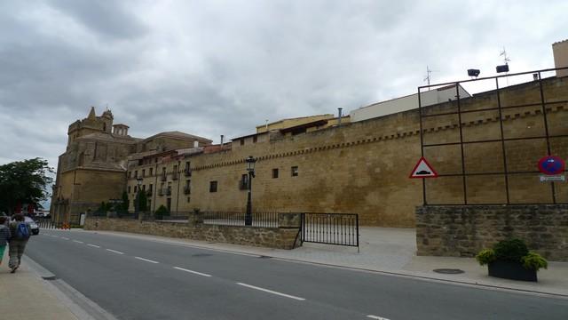 Muralla de Laguardia