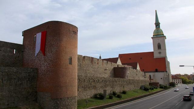 Murallas de Bratislava