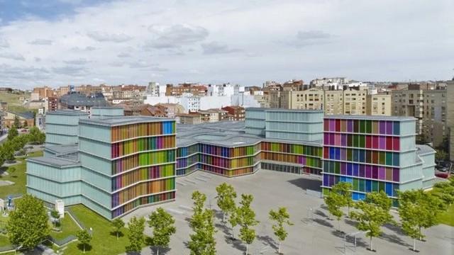 Museo de Arte Contemporáneo de Castilla y León MUSAC
