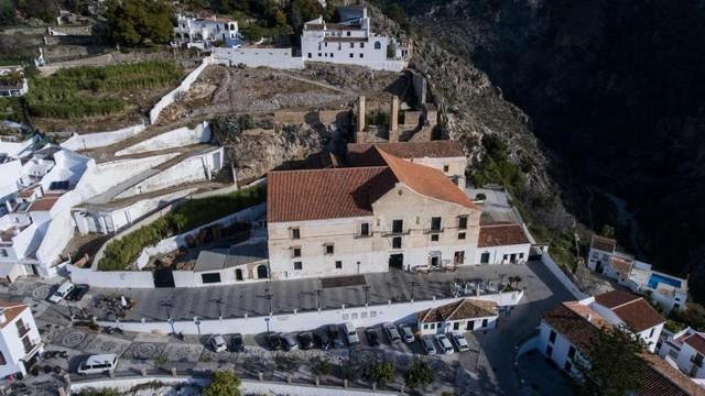 Palacio de los Condes de Frigiliana