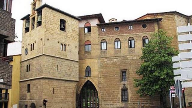Parroquia de Santa María la Real