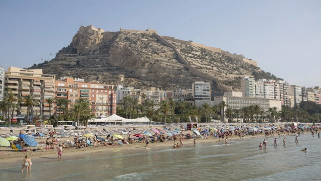 Playa de Postiguet