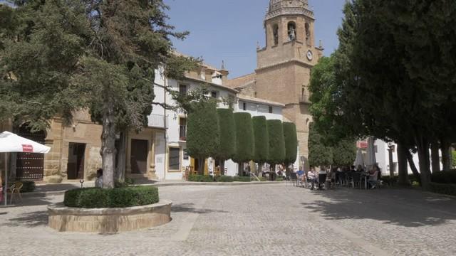Plaza de la Duquesa de Parcent