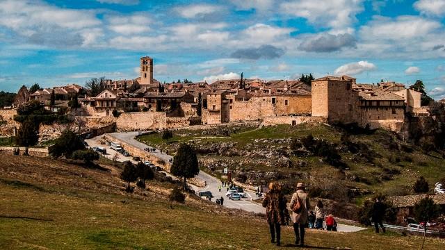 Pueblo medieval de Pedraza